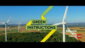 LEGO Green Instructions case study film