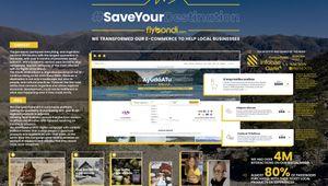 Save your destination Board