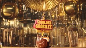 Cadbury | It's the Creme Egg Golden Goobilee