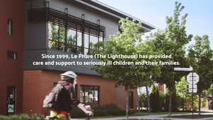 The Lighthouse, Children and Families - Brand Identity