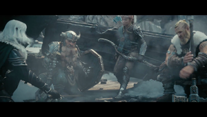 Dungeons & Dragons: Dark Alliance Cinematic Trailer