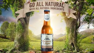 Pure Blonde Organic Lager 'Go All Natural'