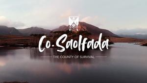 Ireland's 33rd County Launch film