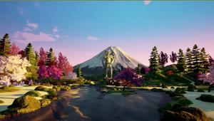 Mio Garden Room Scale VR Experience