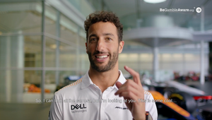 Partycasino - Daniel Ricciardo